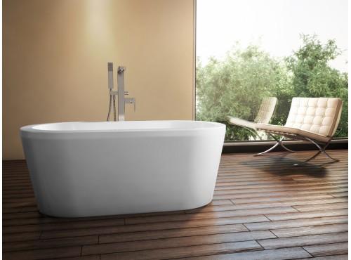 Neptune - AMAZE oval acrylic bathtub 3266