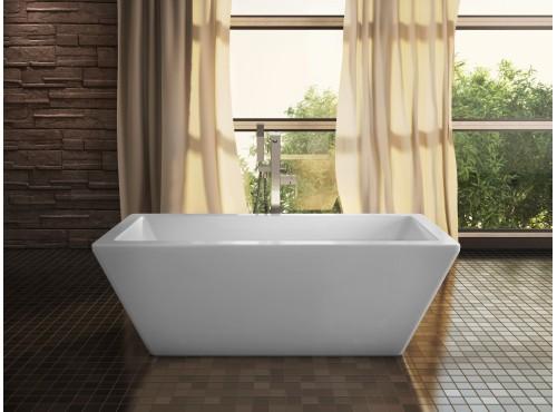 Neptune - AMAZE rectangle acrylic bathtub 3266