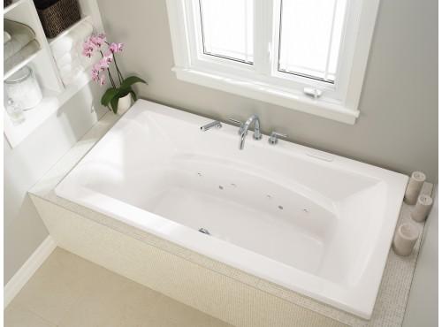 Neptune - BELIEVE acrylic build-in bathtub