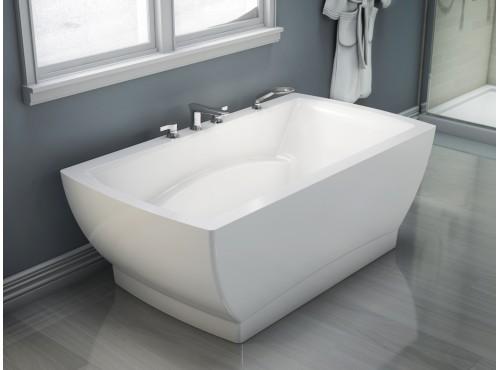 Neptune - BELIEVE acrylic freestanding bathtub
