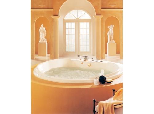 Neptune - CLEOPATRA acrylic round bathtub