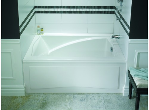 Neptune - DELIGHT acrylic bathtub (with skirt)