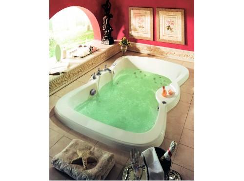 Neptune - ETNA acrylic bathtub