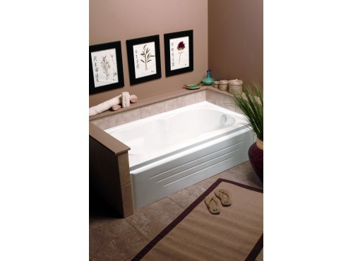 Neptune - LAURA acrylic bathtub (with skirt)