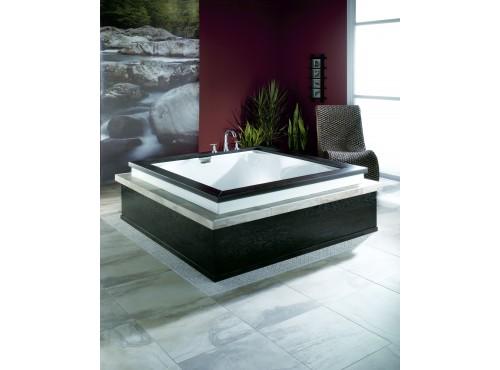 Neptune - MACAO acrylic square bathtub