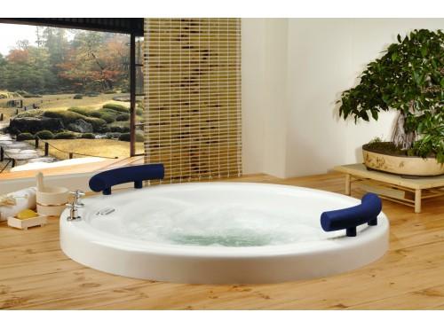 Neptune - OSAKA acrylic round bathtub