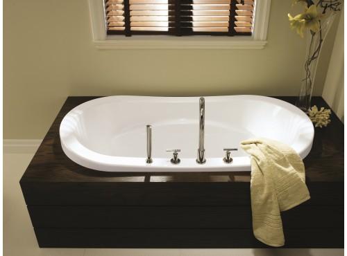 Neptune - REVELATION acrylic oval bathtub