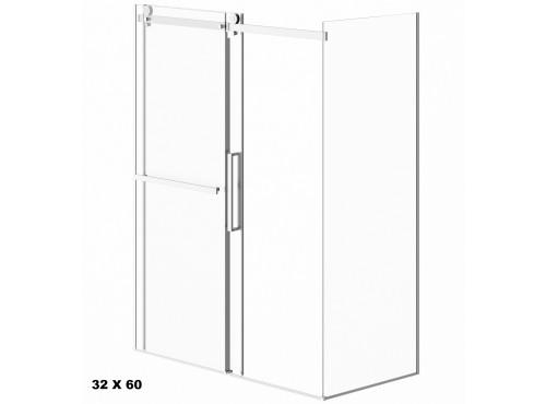Neptune - EXALT shower door