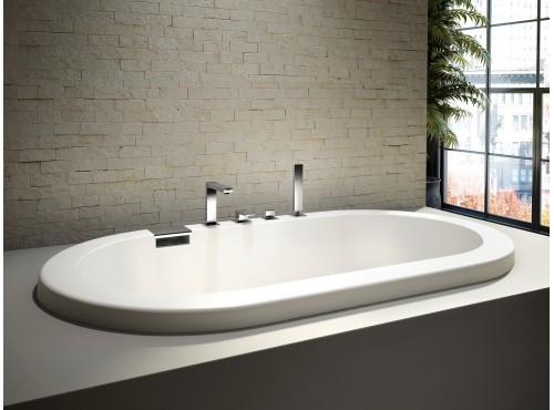 Neptune - TAO acrylic oval bathtub
