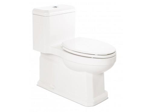 Neptune - DELIGHT One-piece skirted toilet