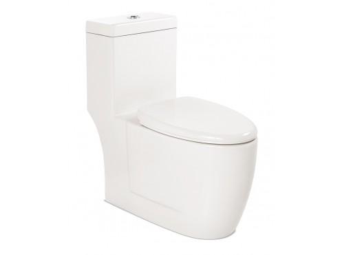 Neptune - ZEN One-piece skirted toilet