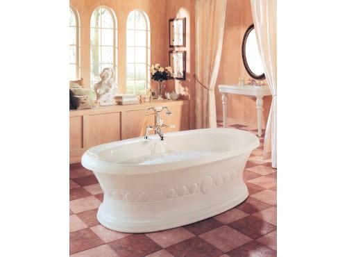 Neptune - ULYSSE freestanding acrylic bathtub