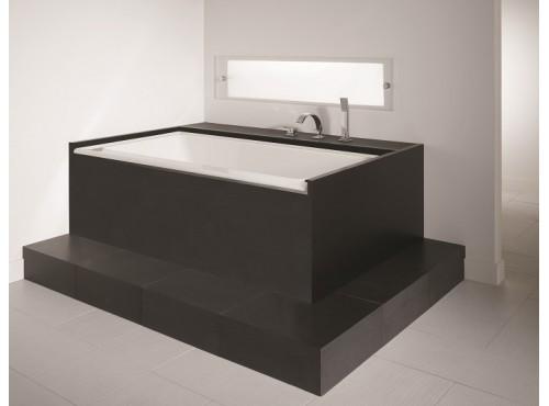 Neptune - ZORA acrylic rectangular bathtub