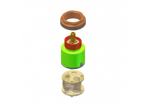 Riobel -cartridge kit for cycle Pressure Balance - 0999
