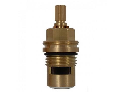 Riobel -Hot (left) cartridge faucet (AB1953) - 401-079