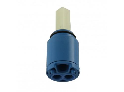 Riobel -Single hole lavatory faucet and bidet cartridge - 401-121