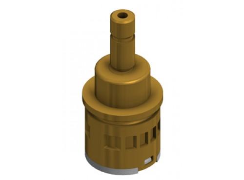 Riobel -Volume / diverter cartridge for thermostatic bar - 401-257