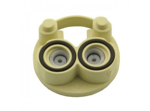 Riobel -Disc with check valve for pressure balance - 405-001