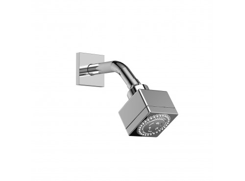"Riobel -""Indra"" 3 jet shower head - 4101C Chrome"