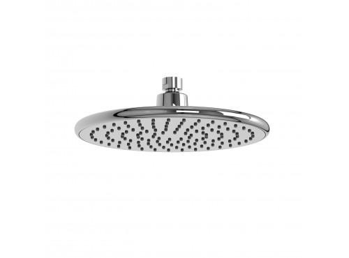 """Riobel -23 cm (9"""") Plastic shower head  - 428C Chrome"""