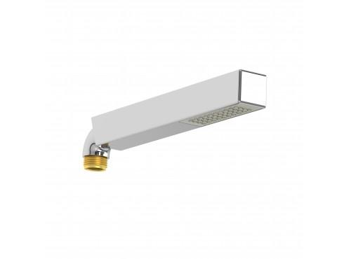 Riobel -Square hand shower, 90° - 4344C Chrome