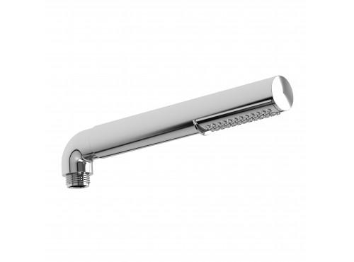 Riobel -Modern plastic bath hand shower, 90° - 4361C Chrome