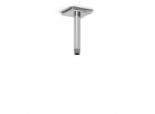 "Riobel -15 cm (6"") vertical shower arm - 528"
