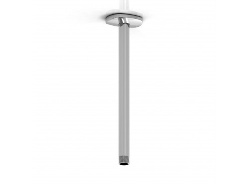 "Riobel -30 cm (12"") vertical shower arm - 597C Chrome"