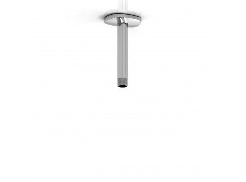 "Riobel -15 cm (6"") vertical shower arm - 598"