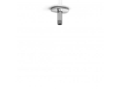 "Riobel -7.5 cm (3"") vertical shower arm - 599C Chrome"