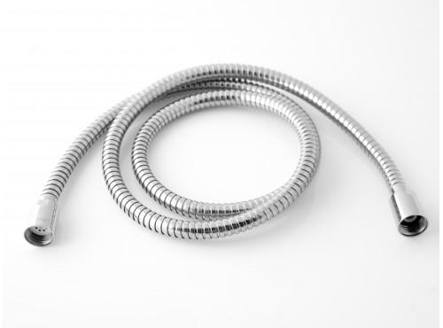 Riobel -Flexible hose with integrated vaccum breaker - 7159C Chrome