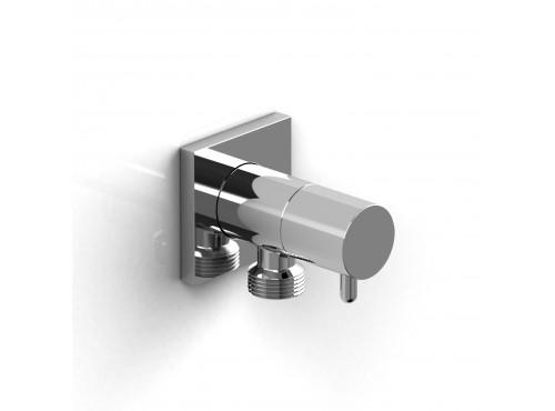 Riobel -Elbow supply with shut-off valve - 760