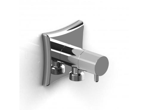 Riobel -Elbow supply with shut-off valve - 770