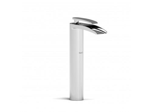 Riobel -Single hole lavatory faucet open spout - BLOP01C Chrome