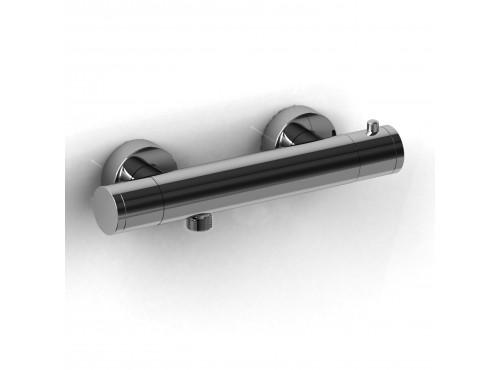 "Riobel -Type T (thermostatic) ½"" external bar - CSTM77C Chrome"