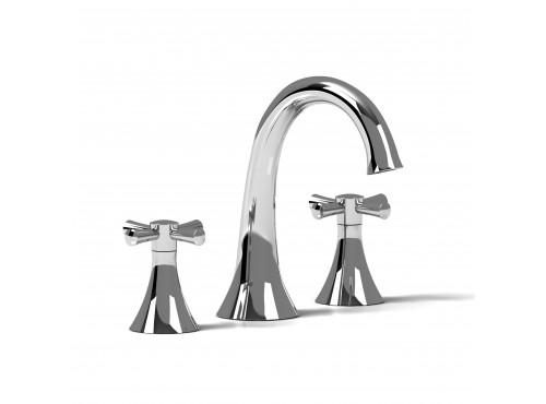 """Riobel -8"""" lavatory faucet - ED08+"""