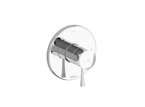 Riobel -2-way coaxial valve trim - TEDTM23