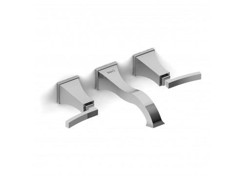 "Riobel -8"" wall-mount lavatory faucet - EF03L"