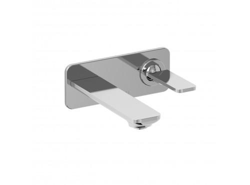 Riobel -Wall-mount lavatory spout - EQ11C Chrome