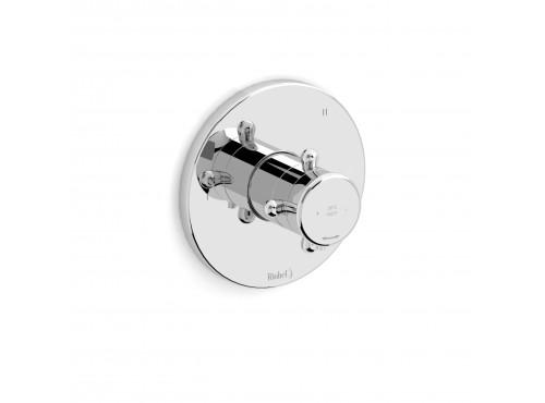 Riobel -3-way coaxial valve trim  - TFI45+