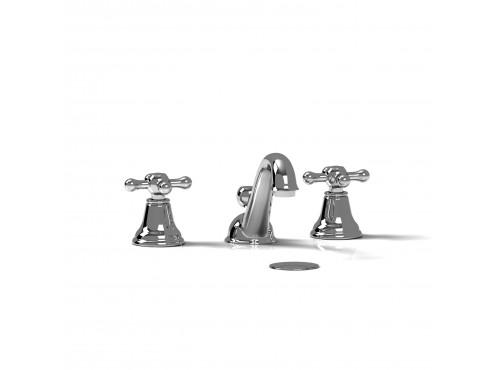 "Riobel -8"" lavatory faucet - GN08+"
