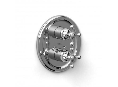 Riobel -Type T (thermostatic) valve trim - TGN22+