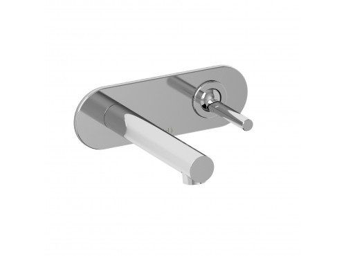 Riobel -Wall-mount lavatory faucet  - GS11C Chrome