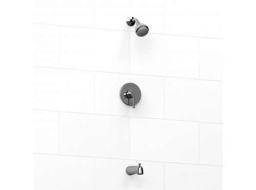 Riobel -pressure balance tub/shower  - GS73