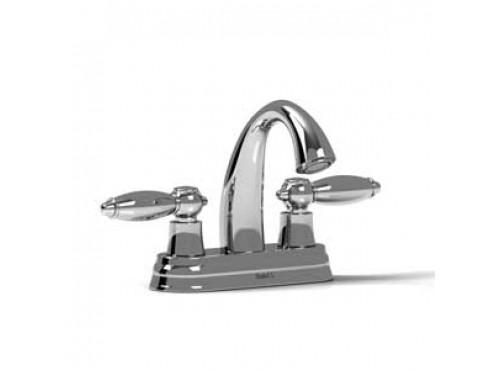 """Riobel -4"""" center set lavatory faucet - IL04LC Chrome"""