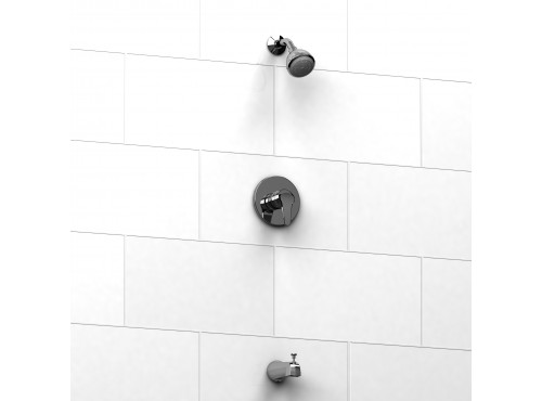 Riobel -pressure balance tub/shower  - JO53