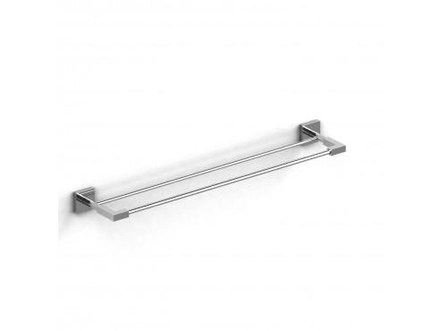 "Riobel -60 cm (24"") double towel bar - KS6"