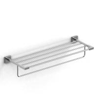 "Riobel -60 cm (24"") towel bar with shelf - KS9"