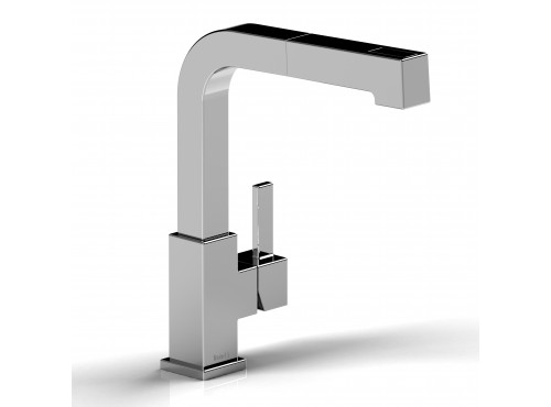 Riobel -Mizo kitchen faucet with spray - MZ101