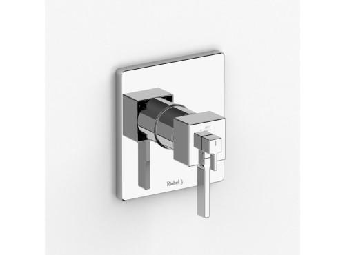 Riobel -2-way no share coaxial valve trim - TMZ44C Chrome